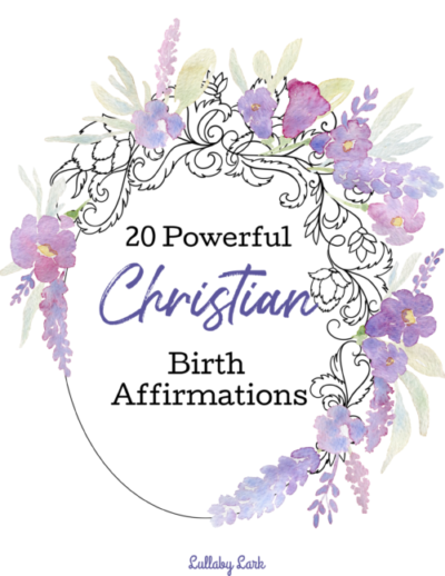 image about Affirmation Cards Printable known as 20 Potent Christian Delivery Confirmation Card Printables